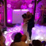 Congratulations Samantha and Dean