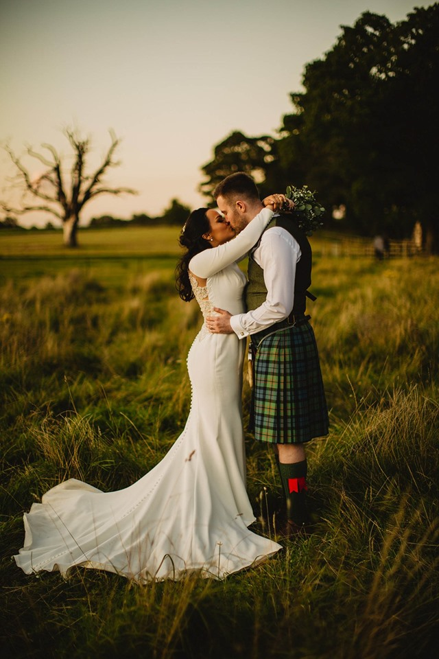 Congratulations Elizabeth and Jamie