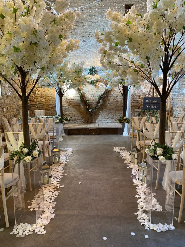 Virtual Tour our Wedding Venue