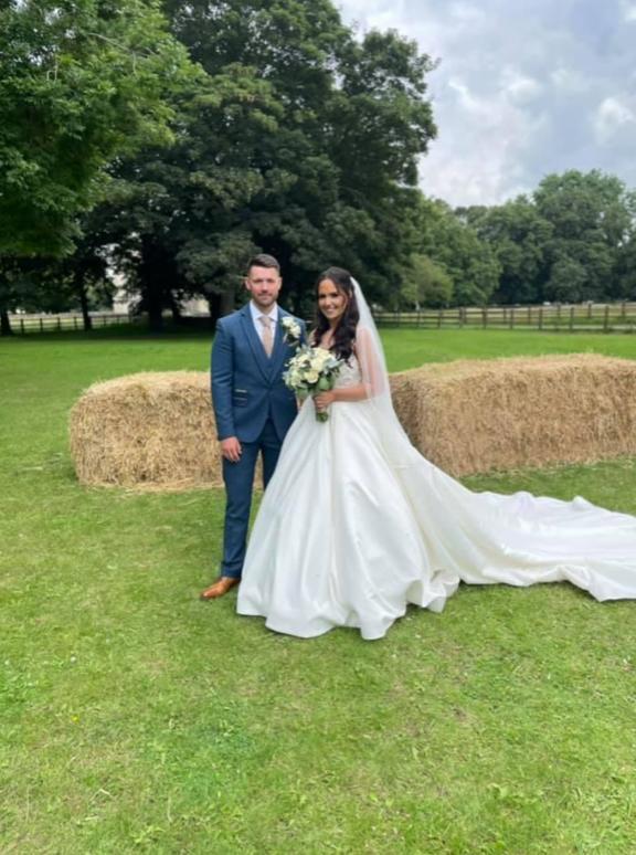 Congratulations Michelle & Simon