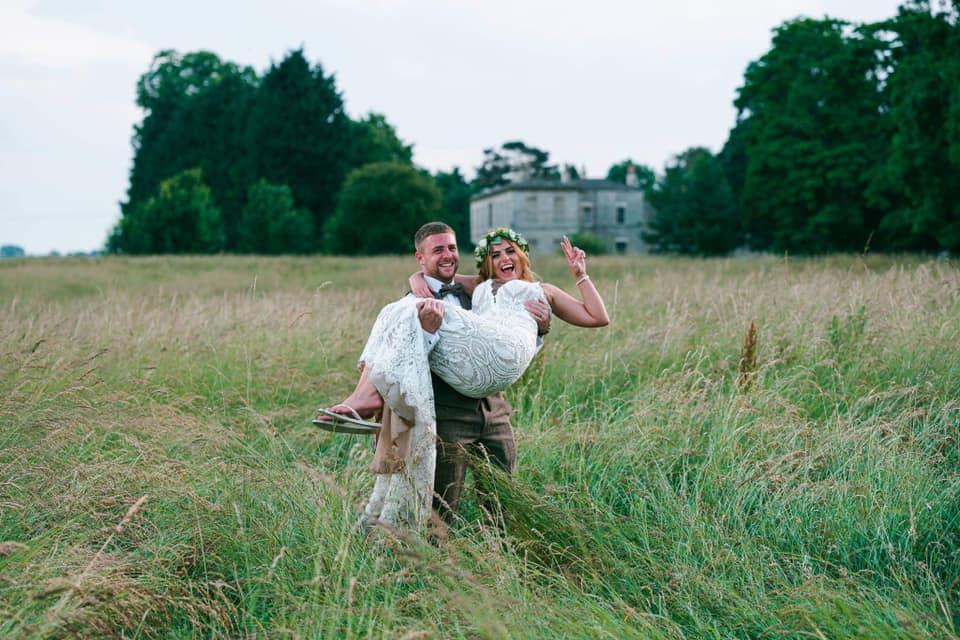 Congratulations to Robyn & Declan