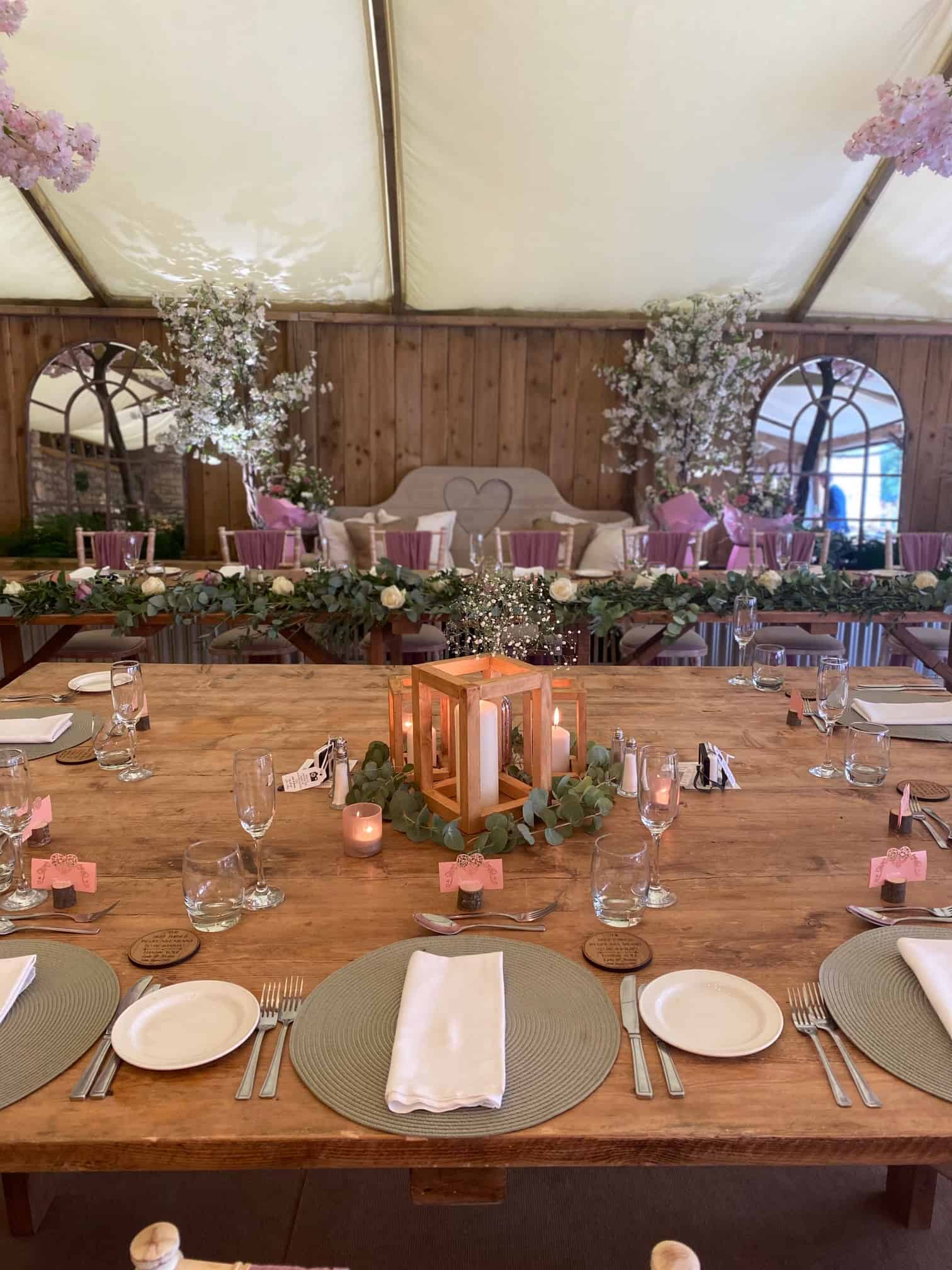 The Courtyard Marquee