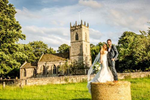 Bride-groom-church-bales