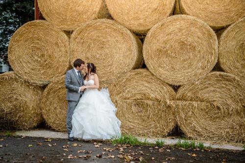 Hay-bales-wedding