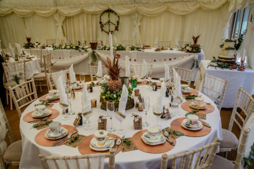 Marquee-table-set